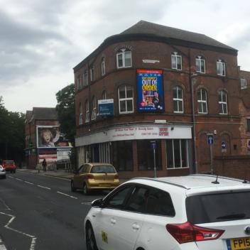 Glasshouse Street, Nottingham
