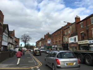London Road, Grantham