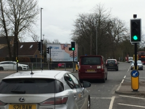 Pinchbeck Road, Spalding